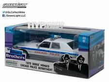 GREENLIGHT 1:24 HOLLYWOOD THE BLUES BROTHERS 1975 DODGE MONACO CHICAGO POLICE