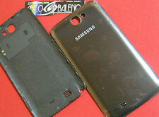 SPORTELLO COVER Per SAMSUNG GALAXY NOTE 2 GT N7100 TITANIUM BATTERIA ORIGINALE