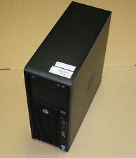 HP Z420 Xeon E5-1607 V2 3.0GHz 16Gb 256Gb SSD Quadro K4000 Win7 Workstation