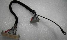 NORMENDE N2602LBD LVDS CABLE 30P 20P