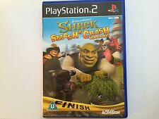 Shrek: Smash 'n' Crash Racing Para Sony Playstation 2 (nuevo Y Sellado)
