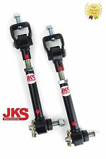 """1984-2001 Jeep Cherokee JKS Front Sway Bar Links Disconnects fits 2-3.5"""" lifts"""