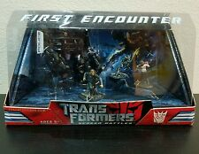 Transformers the Move Screen Battle FIRST ENCOUNTER BARRICADE MISB