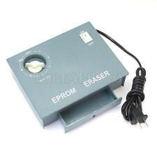 NEW High Speed Ultraviolet UV Light Lamp EPROM Data Eraser Eraseable Timer