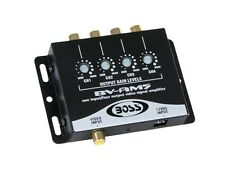 New Boss BVAM5 4-Channel Car Video Signal Amplifier for Multi-Monitor System