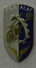 5 G.S. ALAT - ORIGINAL Vintage FRENCH AIR FORCE DISTINCTIVE INSIGNIA BADGE