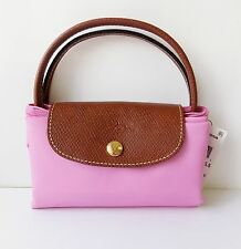 NWT Longchamp Le Pliage Small Carryall Bag~ Pink