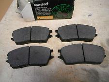 Honda Prelude 2.0 BA BA2 16V Civic 1.5 front disc brake pads Belaco  FDB488
