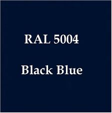RAL 5004 HIGH QUALITY CELLULOSE PAINT BLACK BLUE 2.5L FREE Strainer & Tack Rag