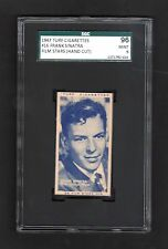 1947 Turf Cigarettes Frank Sinatra RC #16 - SGC 96 MINT 9 -- Finest in the World