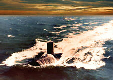HMS CONQUEROR - HAND FINISHED, LIMITED EDITION (25)
