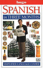 Spanish in Three Months by Isabel Cisneros (Paperback, 1997)