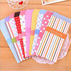 Top Selling 5Pcs/1Pack Colorful Envelope Craft Envelopes for Letter Invitations