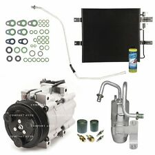 AC A/C Compressor Kit Fits: 2007 - 2009 Dodge Ram 2500 3500 L6 6.7L Diesel ONLY