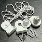 Replace 25mm Roller Blind Fitting Repair Kit - Complete With Brackets and Chain