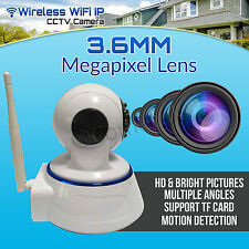 HD 720P Wireless Wifi IP Camera Home Office Security Network CCTV Night Vision