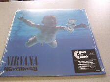 Nirvana-NEVERMIND-LP 180g VINILE // NUOVO & OVP // mp3