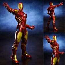 Marvel Comics - Iron Man Marvel Now Red Color Variant ArtFX+ Statue NEW IN BOX