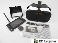 "Tactic FPV-G1 FPV Goggles w/ 4.3"" 5.8GHz 40CH LCD Monitor RISE Vusion 250 Quad"