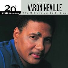 AARON NEVILLE - THE BEST OF 20TH CENTURY MASTERS COLLECTION (2002) New Sealed CD