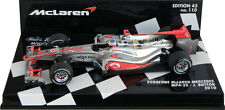 Minichamps mclaren mercedes MP4-25 race version 2010-jenson button échelle 1/43
