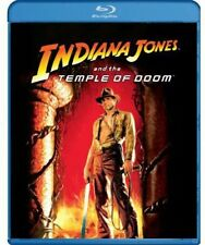Indiana Jones and the Temple of Doom (2013, Blu-ray NEUF)