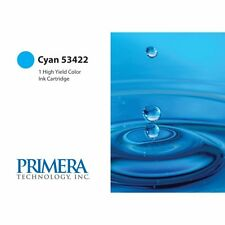 NEW Primera Ink, Lx900 Cyan Ink Cartridge 53422