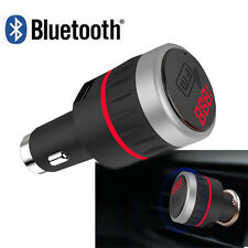 Bluetooth Car Kit MP3 Player Radio FM Transmitter Handsfree with USB Charger AUX