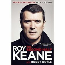 The Second Half, Doyle, Roddy, Keane, Roy, New Book