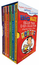 Big Nate Series Collection Lincoln Peirce 6 Books Box Set Big Nate In The Zone