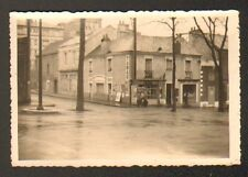 NANTES (44) BUREAU DE TABAC animé 6 AVENUE SAINTE-ANNE , Photo Amateur 1940-1950