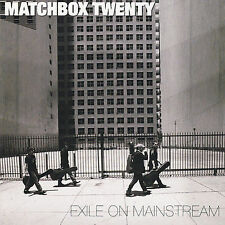 Matchbox Twenty, Exile On Mainstream, Excellent Enhanced, MVI DVD + Bonus CD