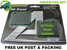 NEW GENUINE ARMSTRONG GREEN BRAKE PADS PAD SET REAR SUZUKI RF 600 RT/RV 96 97