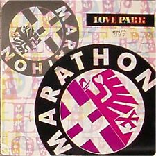 "MARATHON 'LOVE PARK' UK PICTURE SLEEVE 7"" SINGLE"
