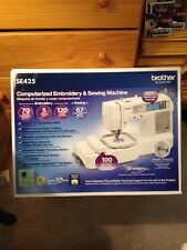 Brother Sewing and Embroidery Machine SE425 FAST SAME DAY SHIPPING