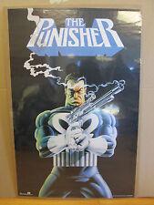Vintage 1991 The Punisher Marvel Poster original poster 5797