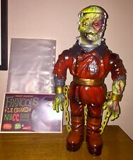 THE MAN IN RED Francois Le Grand Grody Shogun Jetture Lulubell Kaiju Sofubi Mvh