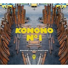 KONONO NO 1 - ASSUME CRASH POSITION  CD NEU