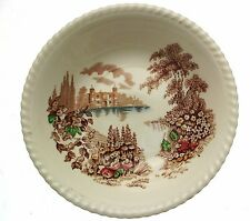 Johnson Brothers 7.5 inch diameter cereal bowl or dish - Castle on the Lake