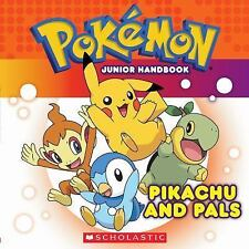 Pokemon: Pikachu and Pals Junior Handbook: Pikachu and Pals Jr. Handbook, Simcha