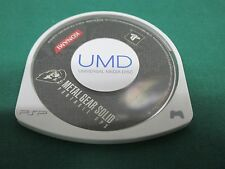 PlayStation Portable -- METAL GEAR SOLID PORTABLE OPS -- Disc only. JAPAN. 47754