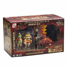 Monster Hunter Generations remote controll Rath-of-Meow figure Japan RC 63B