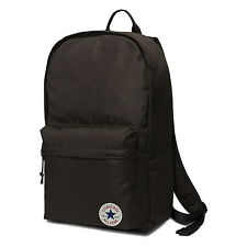 CONVERSE NEW Backpack Black EDC Poly Bag BNWT