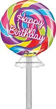 """GIANT 42"""" LOLLIPOP BALLOON candy PARTY CANDYLAND birthday SwEeT 16 Free Ship"""