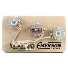 Emerson Custom Strat 5-Way Blender Prewired Kit - FREE shipping!