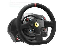 Thrustmaster T300RS Ferrari Alcantara Edition with Upgraded T3PA Pro Pedals