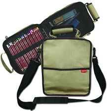 Derwent Carry All Canvas Storage Bag - Holds Pencils, Accessories, Sketchbook