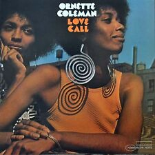 ORNETTE COLEMAN Love Call BLUE NOTE RECORDS Sealed Vinyl Record LP