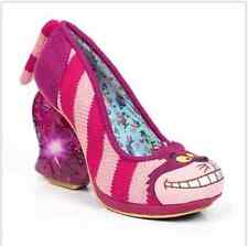 Irregular Choice Shoe | Alice in Wonderland | Cheshire Cat Heel