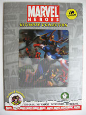 "Preziosi Sammelbilderalbum ""Marvel Heroes Ultimate Collection"", komplett"